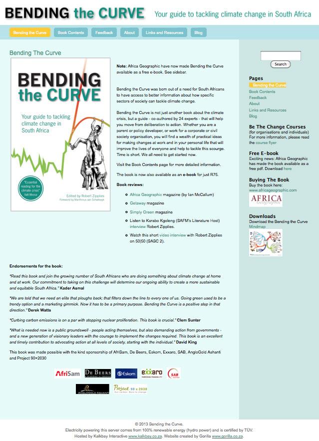 homepage_bendingthecurve