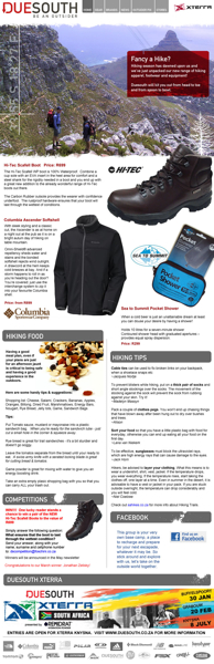 Duesouth April 2010 Newsletter